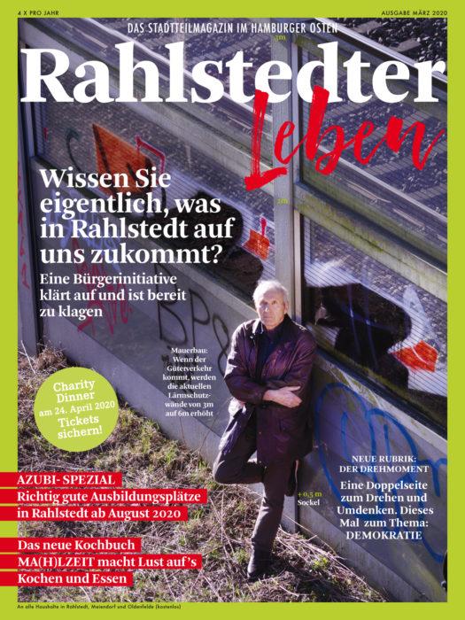 Rahlstedter Leben Titelbild 1-2020