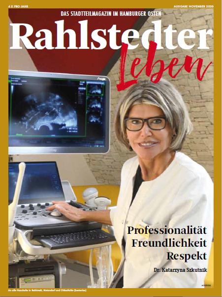 Rahlstedt hat ein buntes Stadtteilmagazin