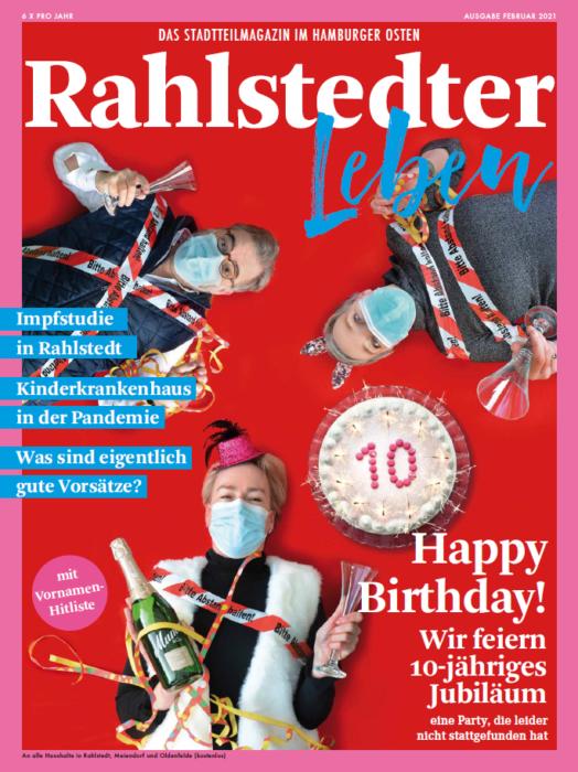 Das Stadtteilmagazin in Hamburg Rahlstedt